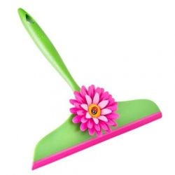 Squeegee Flower Power