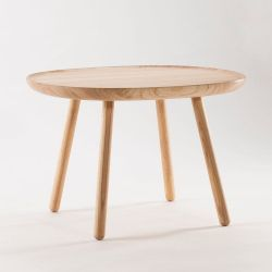 Side Table Naive | Natural Oiled