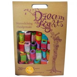 Lampion Multicolor String of Lights, 35 Lights