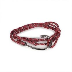 Hook Bracelet | Beloved's Knot | Red