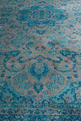 Teppich Chi - 160 x 230 cm | Blau