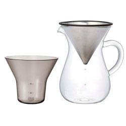 Slow Koffie Karaf Set