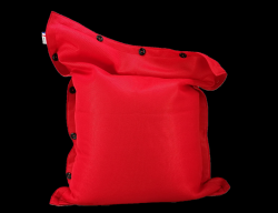 Beanbag Complete 130 x 100 cm | Red
