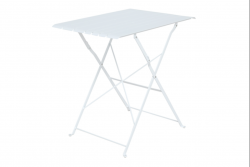 Outdoor Coffee Table Bradano | White