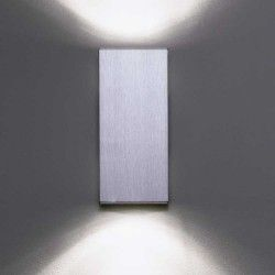 Wall Lamp Dau | Brushed Aluminium