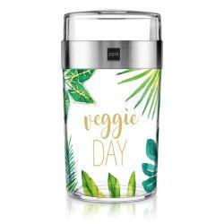 Glas Snack2Go Veggie Day | Dschungel