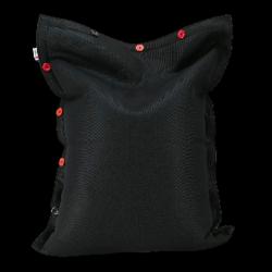 Beanbag Complete 130 x 100 cm | Black