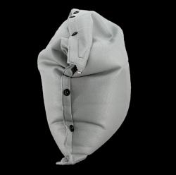 Beanbag Complete 130 x 100 cm | Grey