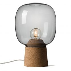 Picia Table Lamp | Smoked Grey Finish