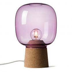 Picia Table Lamp | Orchid Purple Finish