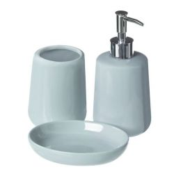Bathroom Set Moon | 3 Pieces | Light Blue