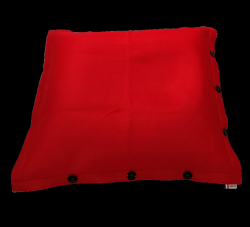 Beanbag Complete 100 x 100 cm | Red
