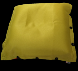 Beanbag Complete 100 x 100 cm | Green