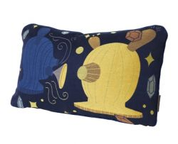 Cushion Jaime Hayon | Blue & Yellow