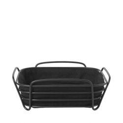Corbeille à pain Delara | Large | Noir