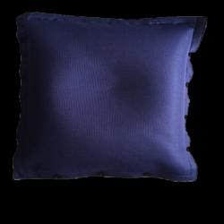 Sitzsack komplett 100 x 100 cm | Blau