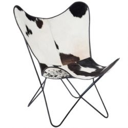 Lounge Chair Cowhide