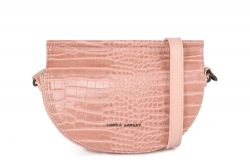 Handtasche Tarlton Croco | Rose