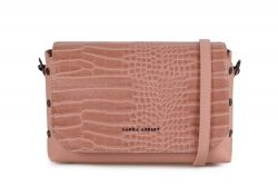 Handtasche Cathcart Croco | Rose