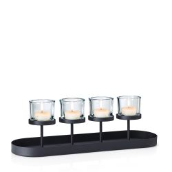 Tealight Holder Nero | 56 cm