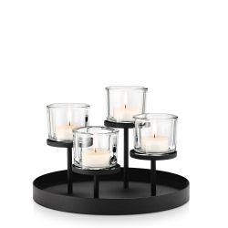 Kerzenleuchter Nero | Ø 31,5 cm