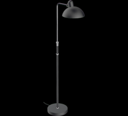 KAISER idell Floor Lamp | Matte Black