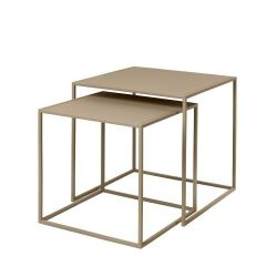 Set de 2 Tables d'Appoint Fera | Nomad