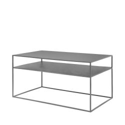 Coffee Table Fera | Steel Grey