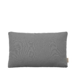 Cushion Cover Casata 60 x 40 cm | Steel Gray