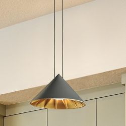 Pendant Lamp Dob | Grey