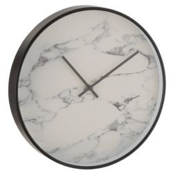 Uhr Marmor | Schwarz
