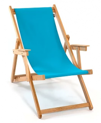 Beach Chair | Turquoise