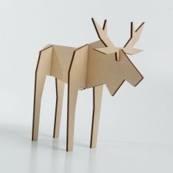 Moose | Animal Figure