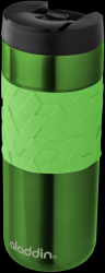 Drinking Bottle Leak-Lock & Easy-Grip 470 ml | Green