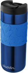 Drinking Bottle Leak-Lock & Easy-Grip 470 ml | Blue