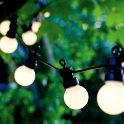 String Lights Lucas Start Set 10 Lampen | Matt