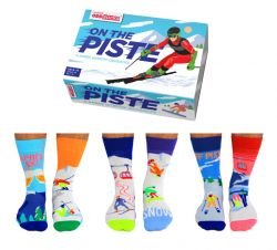 Socks On The Piste | Set of 6