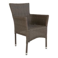 Outdoor Dining Chair Seattle | Grey