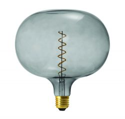Light Bulb Coriandoli Cobble Maxi | Grey