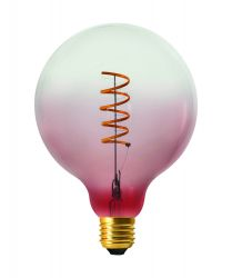 Light Bulb Coriandoli Maxi | Pink / Transparent