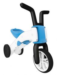 Bunzi 2-in-1 gradual balance bike Blue