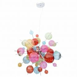 Pendant Lamp Explosion Small | Multicolour