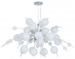 Pendant Lamp Explosion | White