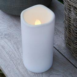 LED Candle Storm 20 cm