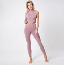 Legging und Top Set 652 T025 | Pink