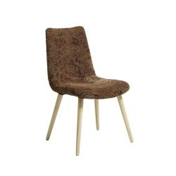 Dining Chair | Light brown