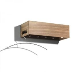 Coat Rack Hang & Store | Oak