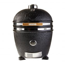 Charcoal Ceramic Barbecue 22''