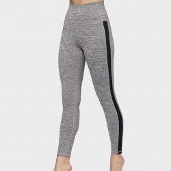 Essential Legging | Steinmischung Grau