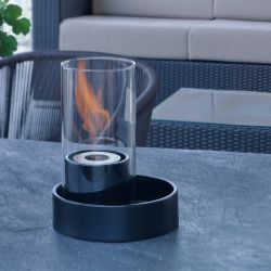 Cabare' Mobile Bio-fireplace